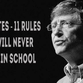 Consejos de 'Bill Gates'